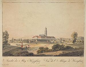 Stift Herzogenburg ca 1780