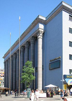 Stockholm Concert Hall - Stockholm Concert Hall