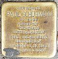 Stolperstein Solingen Gördeler Str Paul Schürmann.jpg