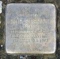 Stolperstein Tiergartenstr 20 (Tierg) Grete Sobernheim.jpg