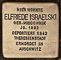 Stolperstein für Elfriede Israelski (Cottbus).jpg