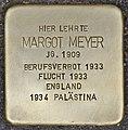 Stolperstein für Margot Meyer (Heidelberg).jpg
