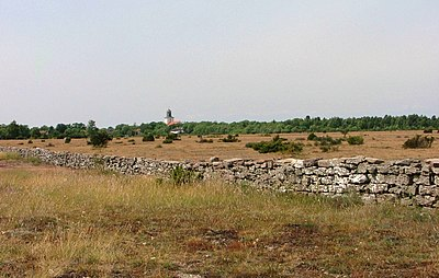 Utsikt över Stora Alvaret