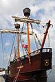 Stralsund,Schiffe beim Seglarträff, by Klugschnacker in Wikipedia (2014-08-03) (3).JPG