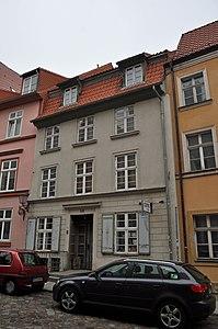 Stralsund, Fährstraße 27 (2012-03-11), by Klugschnacker in Wikipedia.jpg