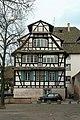Strasbourg, quai de la Petite-France, pignon.jpg