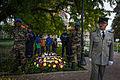 Strasbourg monument aux morts cérémonie Toussaint 2013 04.jpg