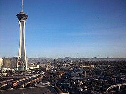Stratosphere from Sahara Las Vegas