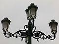 Streetlight at Plaza de Oriente myspanishexperience com.jpg