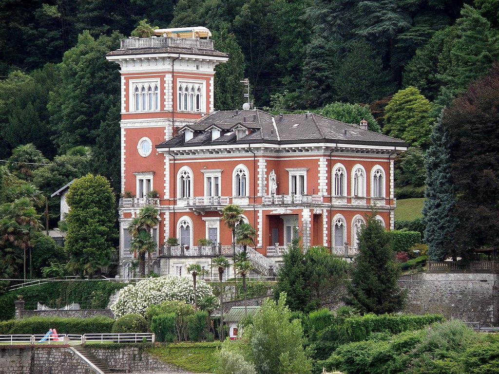 Villa Castelli Stresa