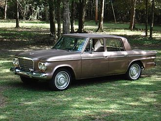 Studebaker Lark - 1963 Studebaker Lark Regal 4-Door Sedan