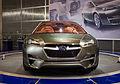 Subaru Hybrid Tourer concept front.jpg
