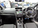 Subaru WRX S4 2.0GT-S EyeSight (DBA-VAG) interior.jpg
