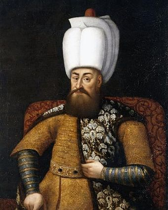 Mismanagement by Murad III may have led to early Ottoman defeats in the war Sultan Murad III.jpeg
