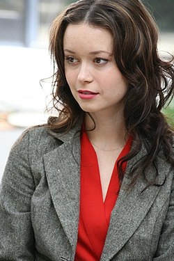Summer Glau at the 2005 Serenity Flanvention