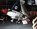 Supermarine Seafire FR.17 Supermarine Seafire FR.17 SX137 Fleet Air Air Museum Yeovilton 1984 (16524097804).jpg