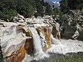 Surya Kund waterfall Gangotri WTK20150915-IMG 0493.jpg