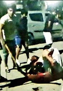 Killing of Sagar Dhankhar