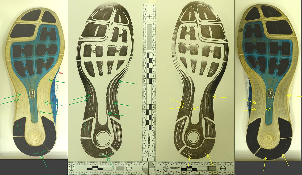 Forensic Footwear Evidence Wikiwand
