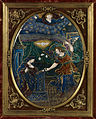 Suzanne de Court - Oval Plaque with the Annunciation - Walters 44191.jpg