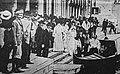 Svatební průvod na lagunách (Benátky, 1913).jpg