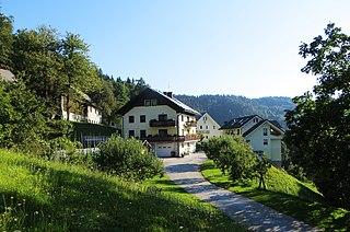 Sveti Lenart, Škofja Loka Place in Upper Carniola, Slovenia