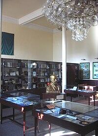 Svitavy Muzeo de esperanto.JPG