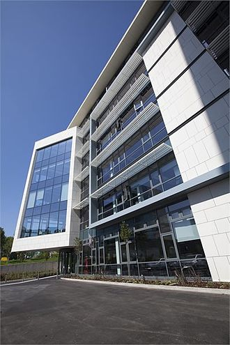 Swansea University Medical School - Swansea University Medical School – Data Science building