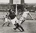 Sweden and Yugoslavia in Football final at the Olympic Games, London, 1948.jpg