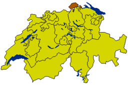 Swiss Canton Map SH.png