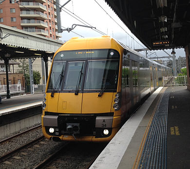 sydney trains - photo #3