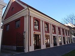 Szombathelyi ortodox zsinagógaThököly utca1.JPG