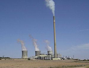 Teruel Power Plant - Image: Térmica Andorra