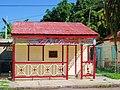 Típica casita de madera en Chetumal, Q. Roo. - panoramio.jpg
