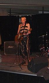 T. V. Smith English recording artist; musician
