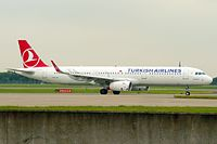 TC-JTI - A321 - Turkish Airlines