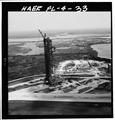 TOWER CRANE LOWERING SWING ARM 9. - Mobile Launcher One, Kennedy Space Center, Titusville, Brevard County, FL HAER FLA,5-TIVI.V,1-33.tif