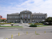 TRG KRALJA PETRA Bijeljina Town Hall.png