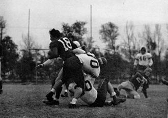 1946 Texas Tech Red Raiders football team - Image: TTU Football 1946