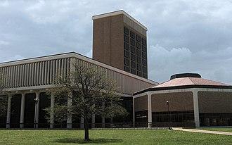 Texas Tech University College of Media & Communication - Image: TT Ucoba