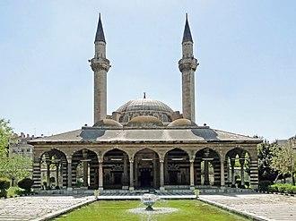 Tekkiye Mosque - Image: Takiyya as Süleimaniyya Mosque 01