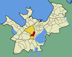 Tondi within Kristiine District.