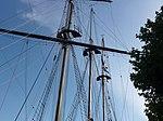 Tallship Peacemaker moored in Toronto, 2013 06 20 -f.JPG