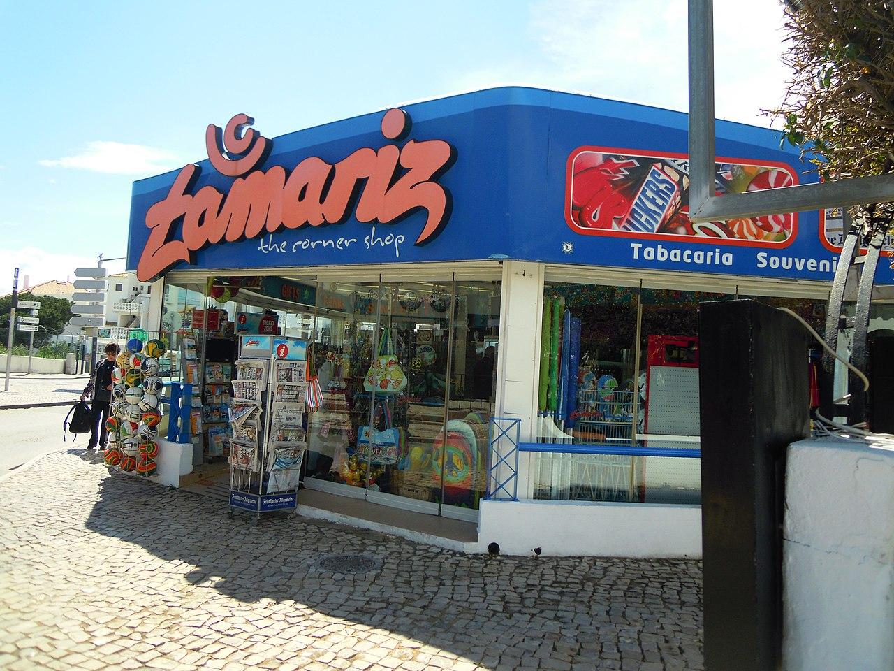 File:Tamariz Corner Shop 17 March 2015 JPG - Wikimedia Commons