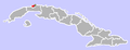 Tarara, Cuba Location.png