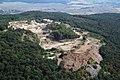 Tardos, vörös mészkő bánya légi fotón.jpg
