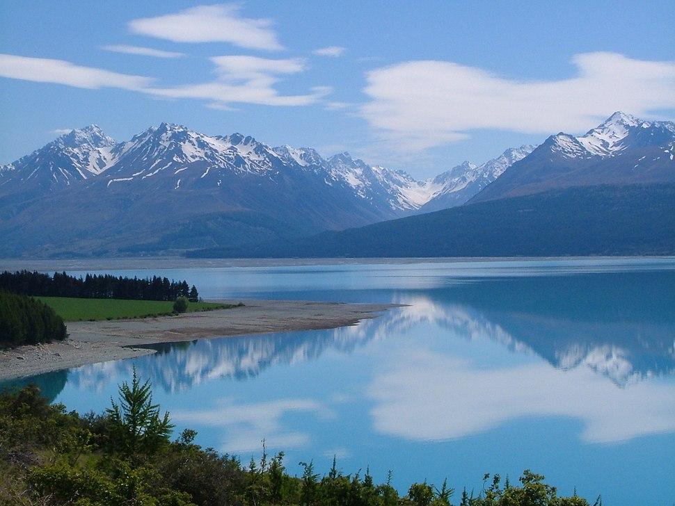 Tasman Valley - Aoraki Mount Cook - Canterbury
