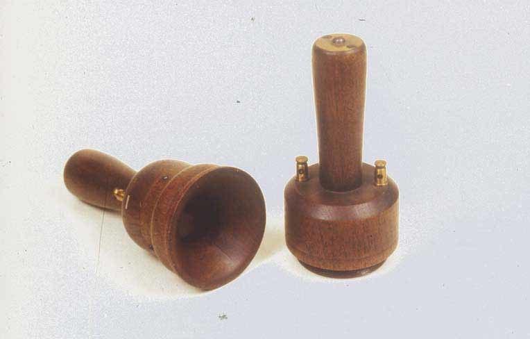Telefono di Meucci - Museo scienza tecnologia Milano 02148-02147 dia