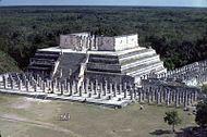 pre-Columbian city