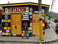 Tentacion Gift Shop and Street Scene - San Jose de Ocoa - Dominican Republic.jpg